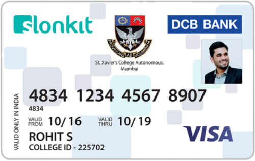 RFID and Prepaid Card - Slonkit